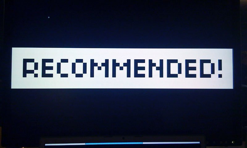 Recommended digital sign!