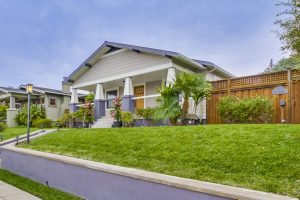 Craftsman Style Home in North Park, San Diego