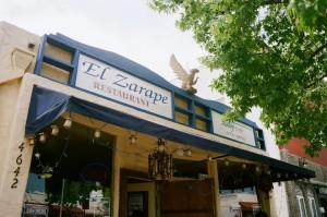 El Zarape - University Heights - San Diego, California
