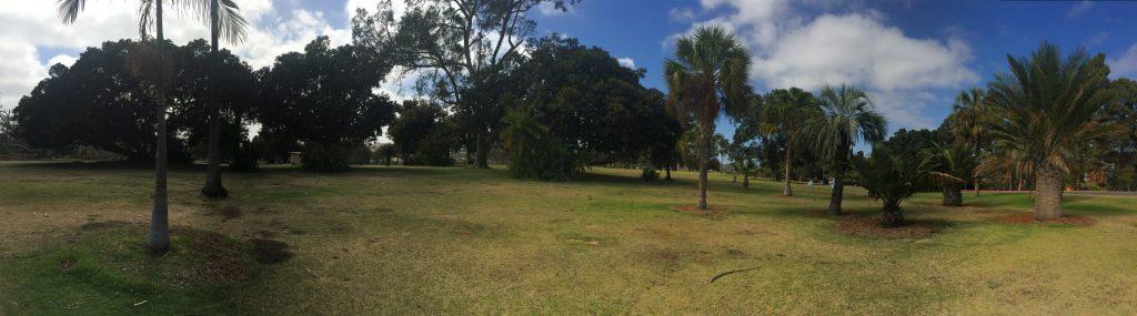 Golden Hill Park in Golden Hill San Diego