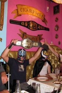Lucha Libre Gourmet Taco Shop - Mission Hills - 92103