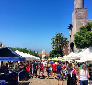 Little Italy Farmer's Market - Downtown San Diego - 92101