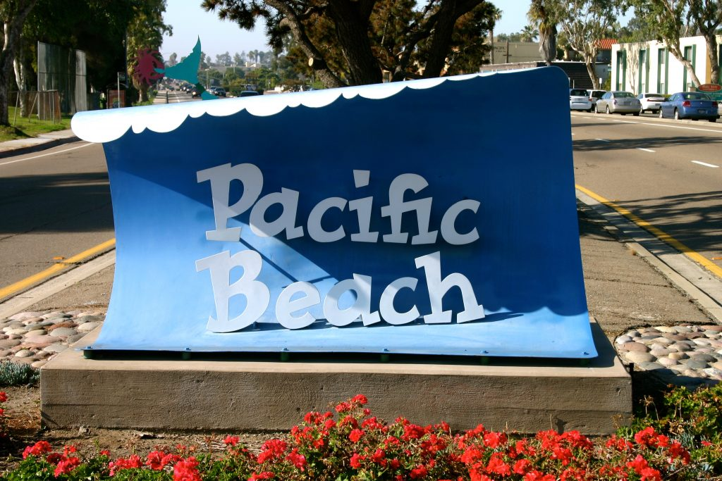 Welcome to Pacific Beach
