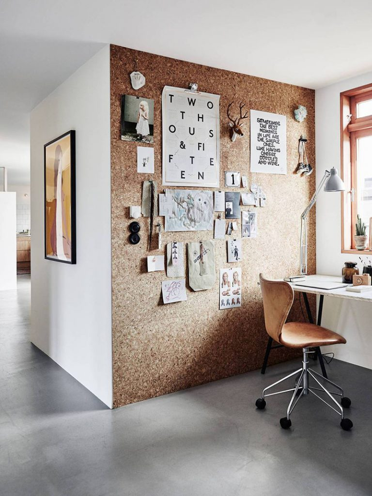 cork-wall