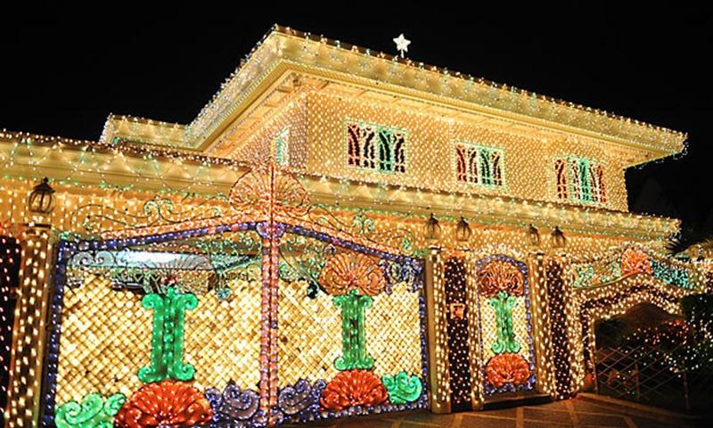 manila-philippines-lights