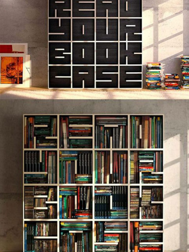 styled-book-case