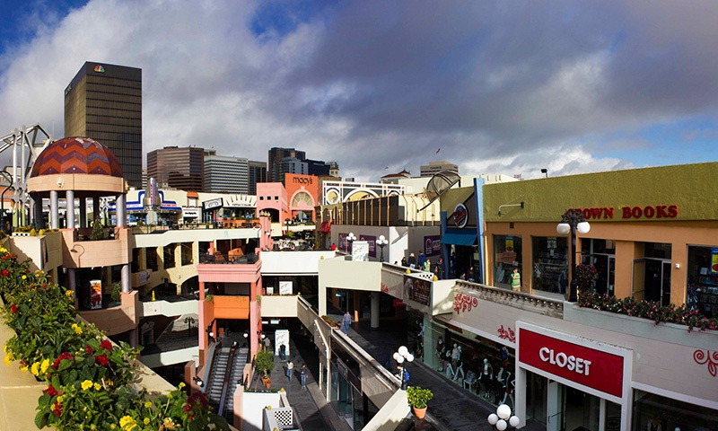 Horton Plaza Shopping Center San Diego