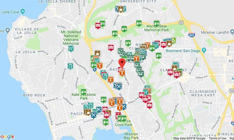 amenities-bay-ho-map