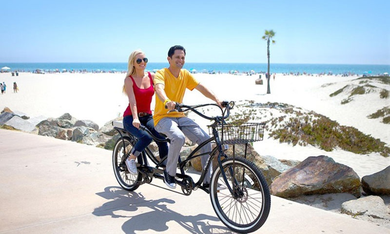 1233x860 Coronado Bikes Brews and Beach