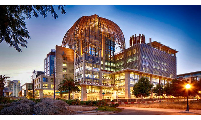 east-village-san-diego-central-library