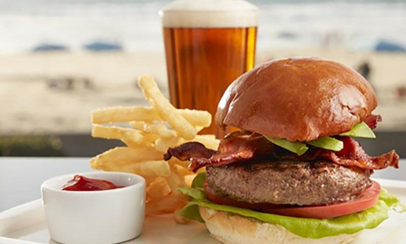 Beer 'n Burger Beach-Side