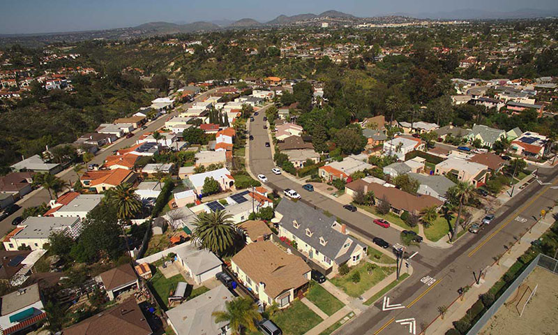 arial-view-of-talmadge-neighborhood