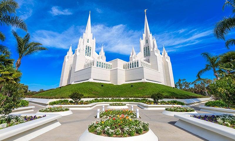 mormon church la jolla