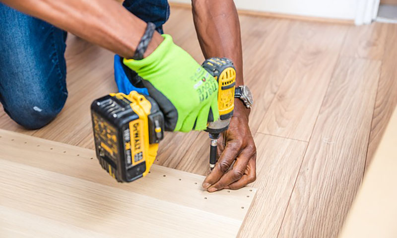 remodeling starter home to add value