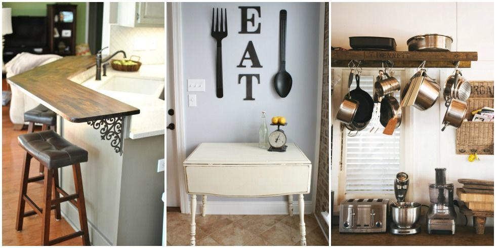 Small kitchen designs with upgraded appliances