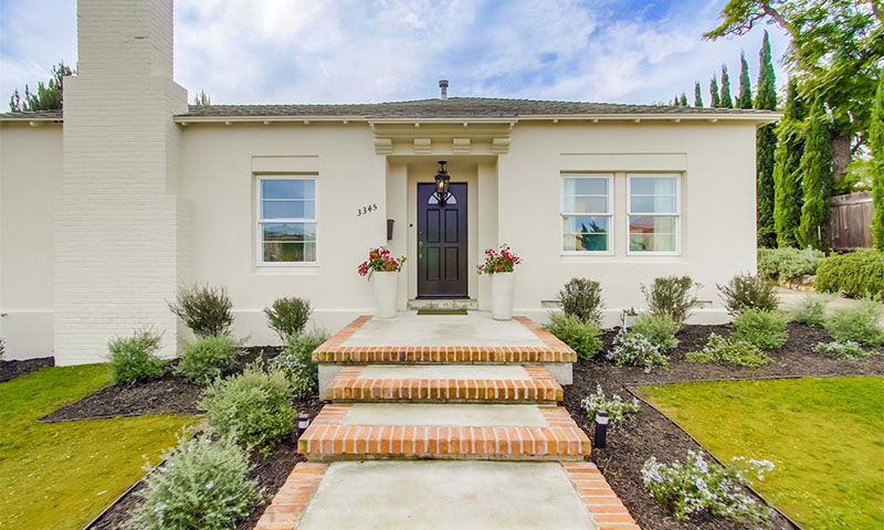 beautiful starter home in San Diego