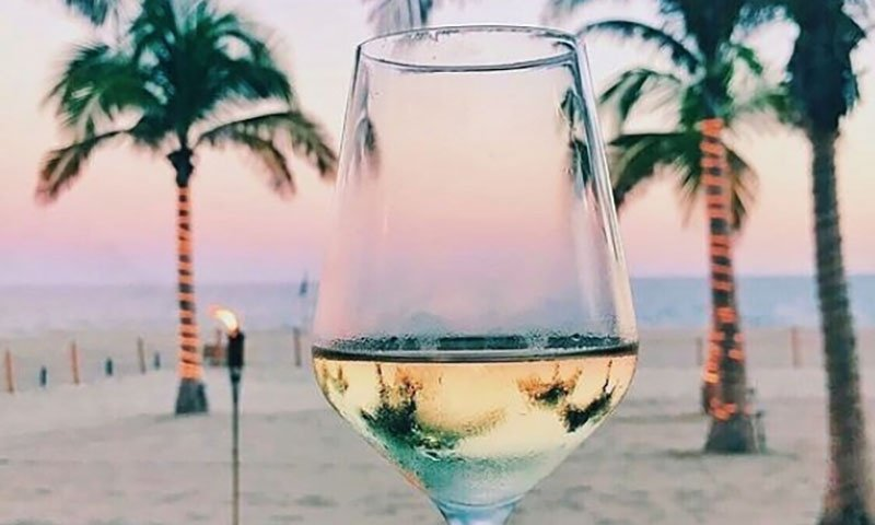 sunset-wine