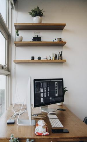 corners for shelves
